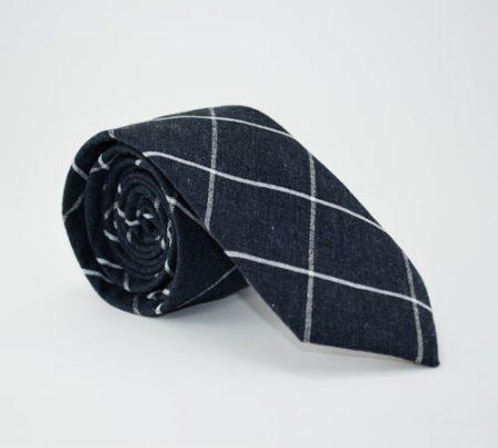 Kravata Skini kros- črna