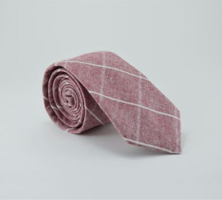 Kravata Skini kros rdeča