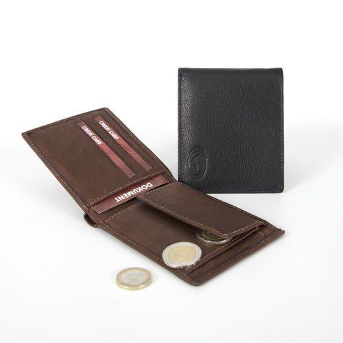 Usnjena mala denarnica 3521