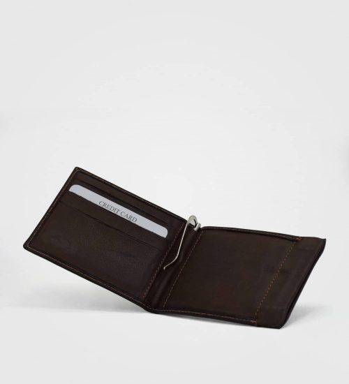 Gruden Vivaldi denarnica- znotraj