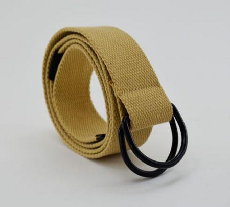 Tekstilni moški pas Loop prikazna