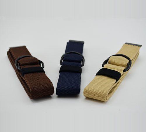 Tekstilni moški pas Loop vse tri barve