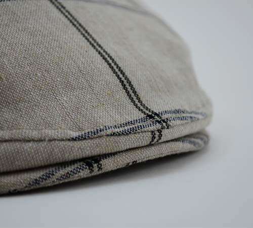 Moška baretka Major Linen- material
