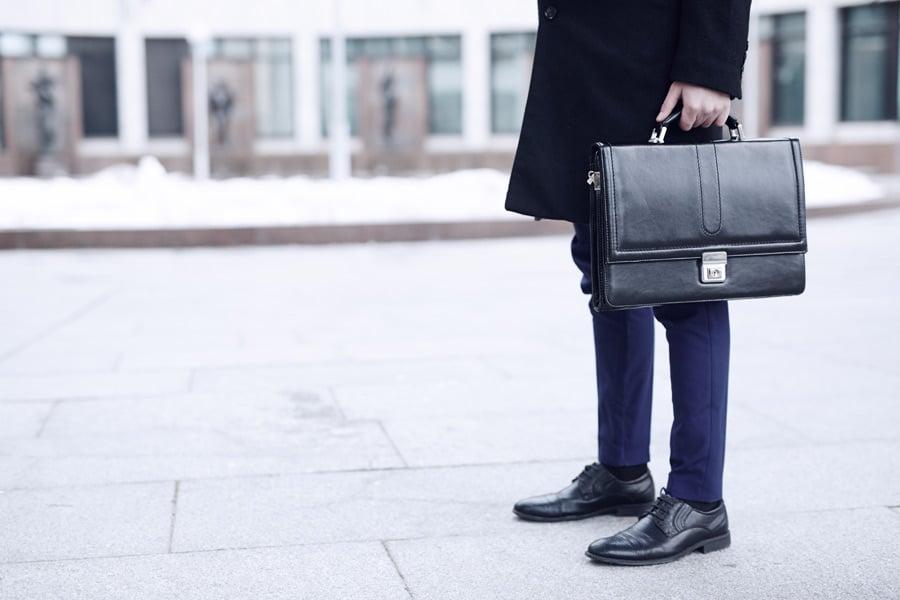 Poslovne torbe za moške- blog