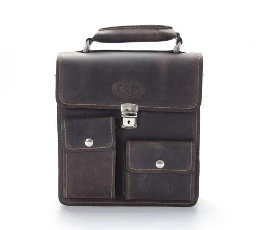Moderna torba mala 4101- nabuk usnje