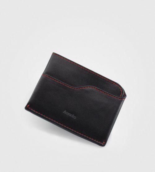 Auroch Nano mini denarnica za kartice-črne barve