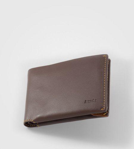 Auroch unikatna denarnica Eclipse-rjava
