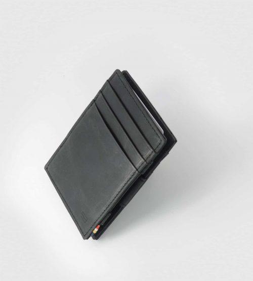 Garzini Essenziale brušena-črna