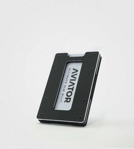 Moška karbonska denarnica Aviator Edition