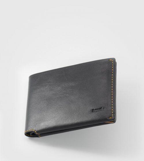 Unikatna denarnica Eclipse-črna