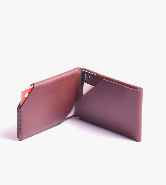 Wingback unikatna denarnica za kartice