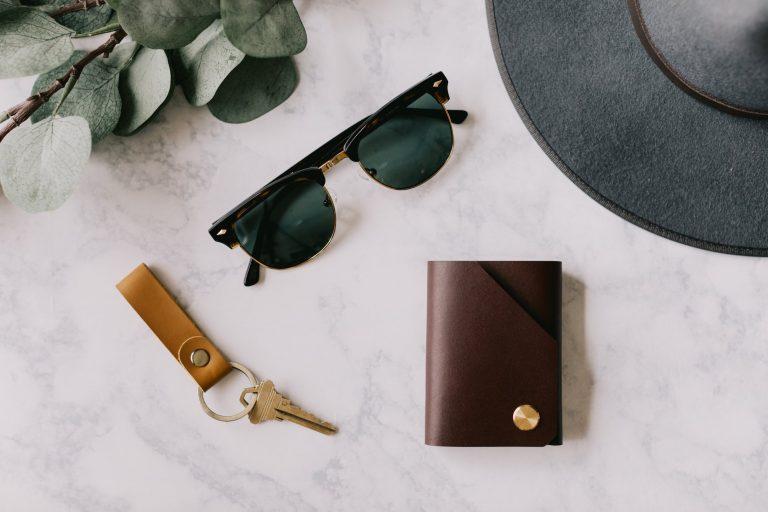 uporabnik denarnica Toscan- rjava kostanj