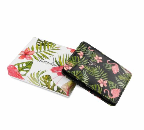 Darilno pakiranje- denarnice Flamingo