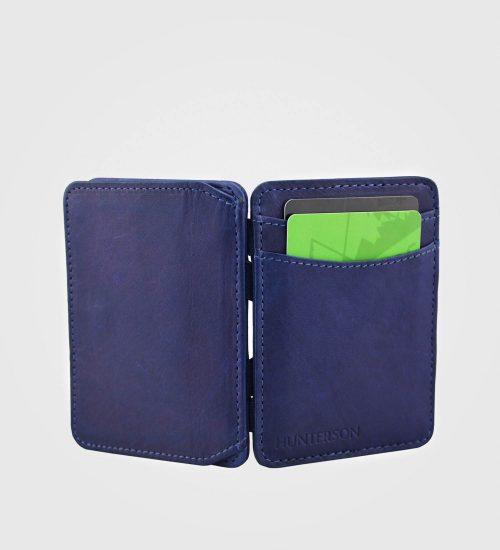 Usnjena denarnica z drobižnico-Vega