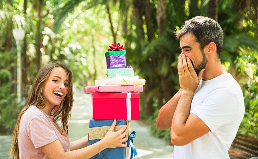 Ideje za darilo za moške- blog